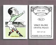 Crystal Palace Vince Blore 13 (FC)